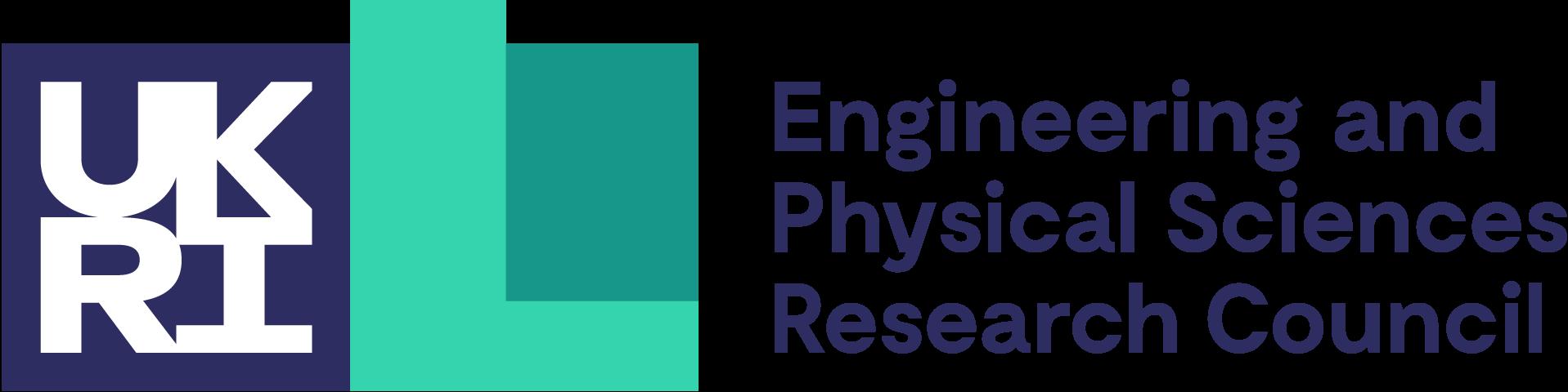 UKRI | EPSRC logo