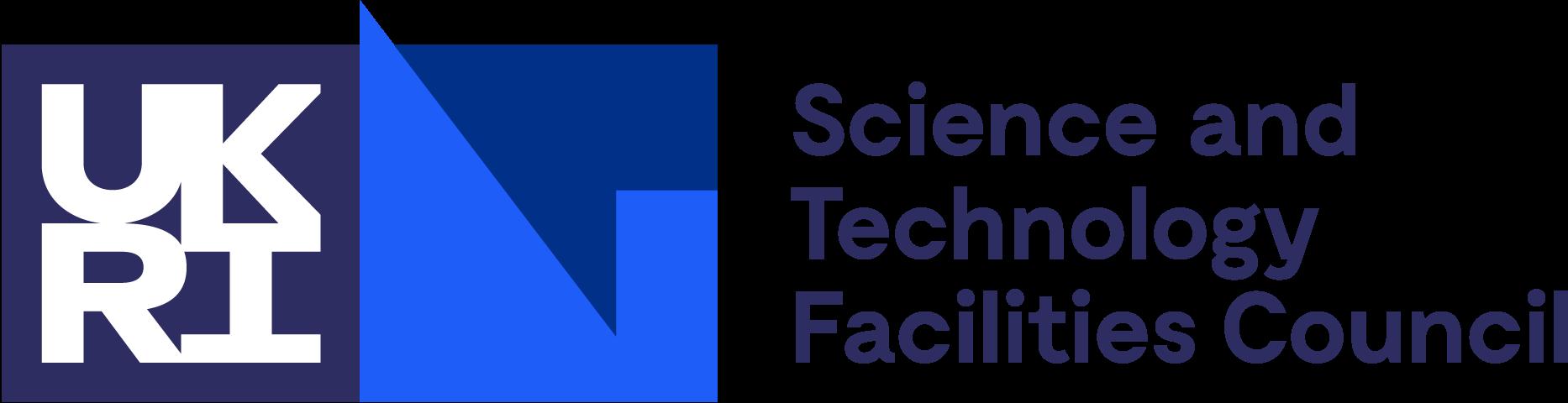 UKRI | STFC logo